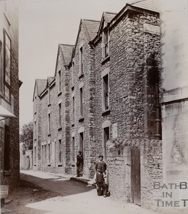 The Old Poor House, Twerton, Bath c.1904