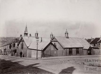 Ascension Church Rooms, Maybrick Road, South Twerton, Bath c.1910