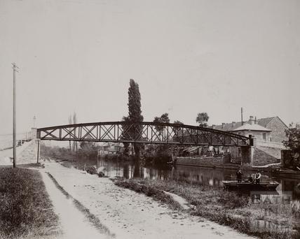 Bridge, Twerton, Bath c.1890