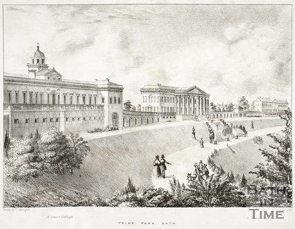 Prior Park, Bath c.1836?