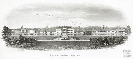 Prior Park, Bath c.1840?