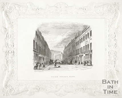 Union Street, Bath c.1845