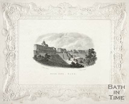 Prior Park, Bath 1836