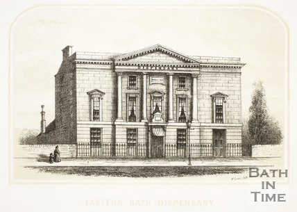 Eastern Dispensary, Bath c.1857
