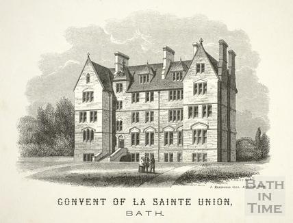Convent of La Sainte Union, Bath