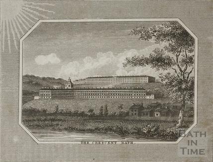 The Royal Crescent, Bath 1804