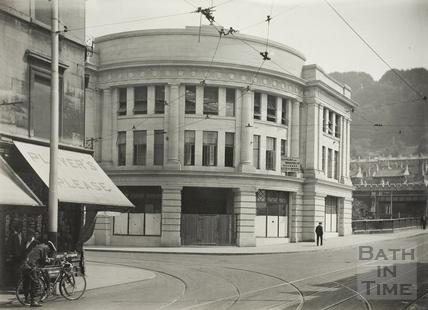Electricity (Churchill) House, Dorchester Street, Bath 1933