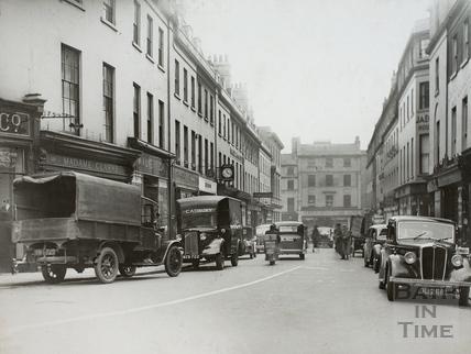 New Bond Street, Bath c.1936