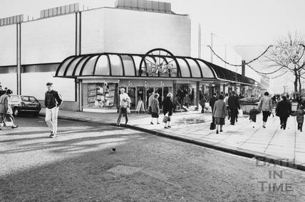 Southgate Centre, Bath 1990