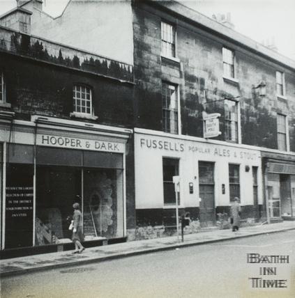 South Pole Inn, 1 & 2, Dorchester Street, Bath c.1950