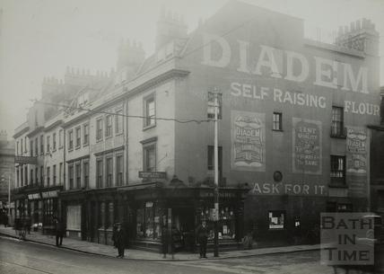 Southgate Street, Bath 1933