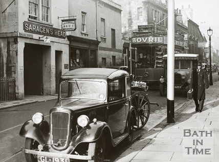 Walcot Street, Bath c.1937