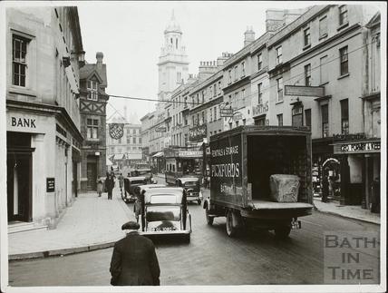 Southgate Street, Bath c.1930