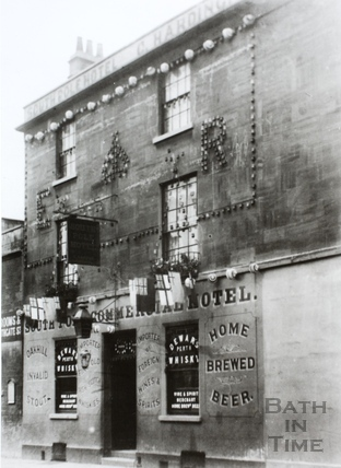 The South Pole Inn, 1 & 2, Dorchester Street, Bath c.1910