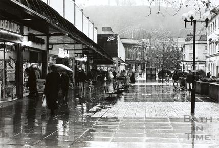 Southgate Shopping Centre, Bath 1993