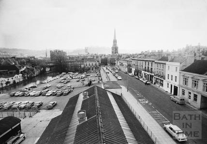 Walcot Street, Bath c.1970