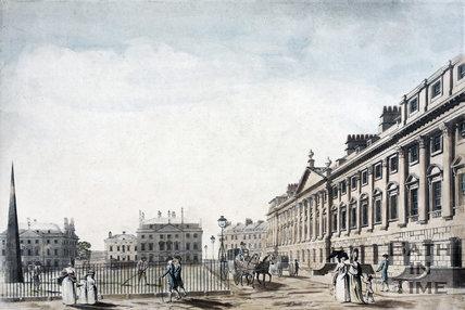 Queen Square, Bath 1784