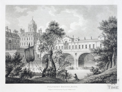 Pulteney Bridge, Bath 1794
