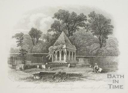 Mausoleum of Ralph Allen the Squire Allworthy of Tom Jones, Claverton