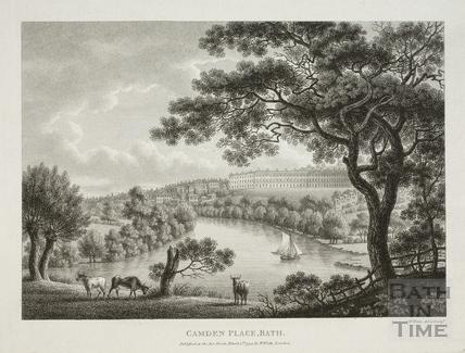 Camden Place, Bath 1794
