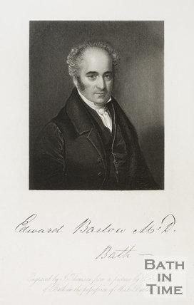 Edward Barlow MD, Bath