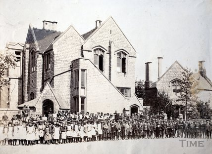 Twerton Parochial Schools, Bath c.1890