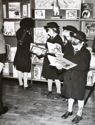 Children's Book Week, Bath 1964