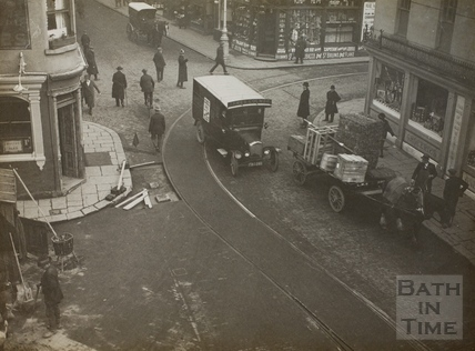 33 Traffic, Westgate Place, Bath 1925