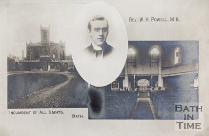 All Saints' Chapel, Lansdown, Bath c.1905