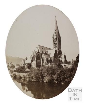 St. John's Church, South Parade, Bath c.1880