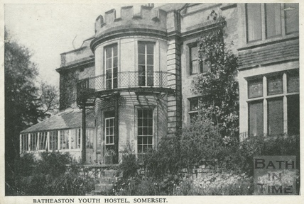 Batheaston Youth Hostel