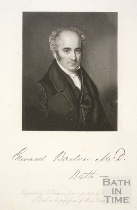 Edward Barlow M.D.