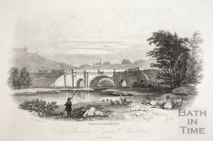 The Dundas Aqueduct, Claverton near Bath