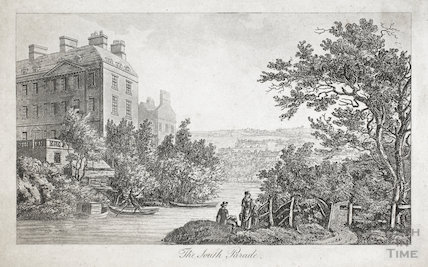 The South Parade, Bath 1792