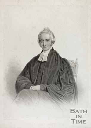 Revd. John East M.A.