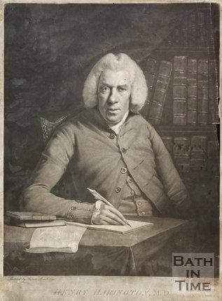 Henry Harington M.D. 1799