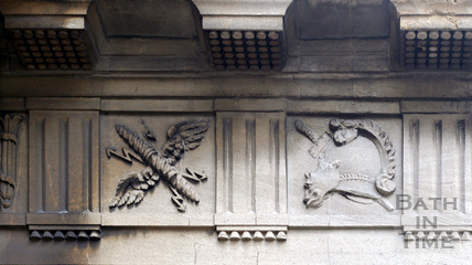 Metope, The Circus, Bath 76
