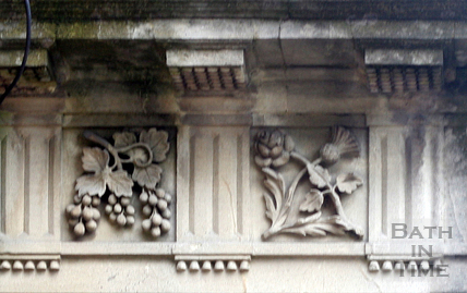Metope, The Circus, Bath 73