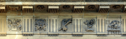 Metope, The Circus, Bath 16