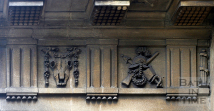 Metope, The Circus, Bath 78