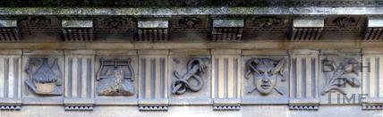 Metope, The Circus, Bath 69