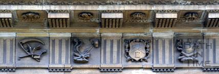 Metope, The Circus, Bath 113