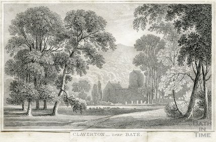 Claverton, near Bath, c.1800?