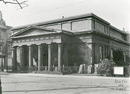 Bath Royal Literary and Scientific Institution c.1920