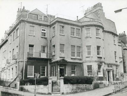 Bath Eye Infirmary, Belvedere, c.1960s?