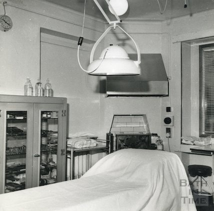 Bath Eye Infirmary, Belvedere - interior, c.1960s?