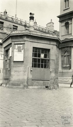 Weigh House Building, Sawclose, c.1920s