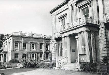 Spa Nurses Home 1987