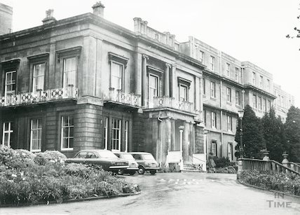 Spa Nurses Home (formerly Bath College) 1977