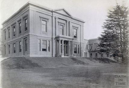 Bath College, c.1890